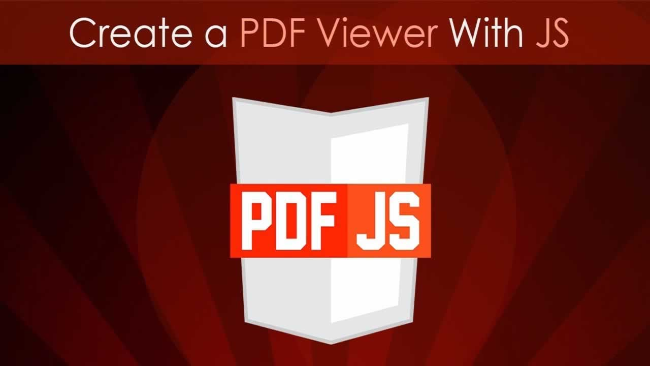 Create a Custom PDF Viewer With JavaScript