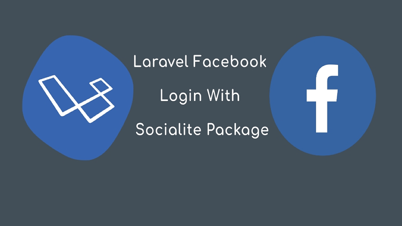Laravel 5.8 Facebook Login with Socialite