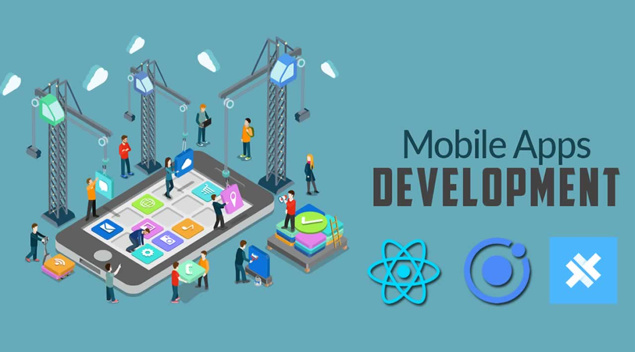 Build Android/iOS Mobile Apps with Capacitor, React.js and Ionic 4