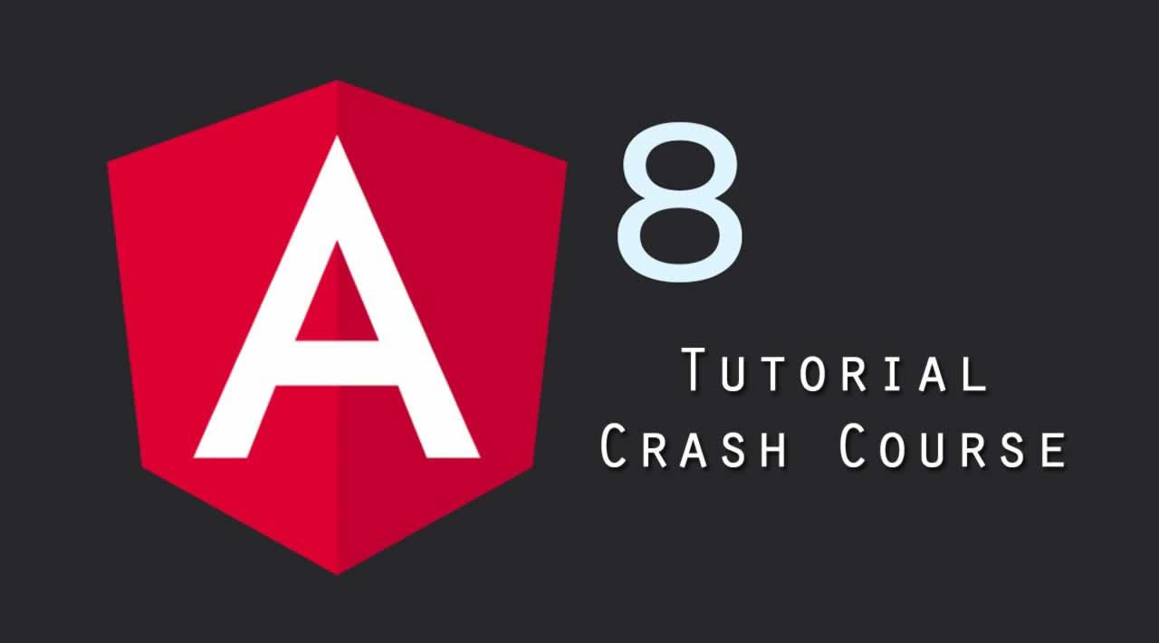 Angular 8 Tutorial & Crash Course