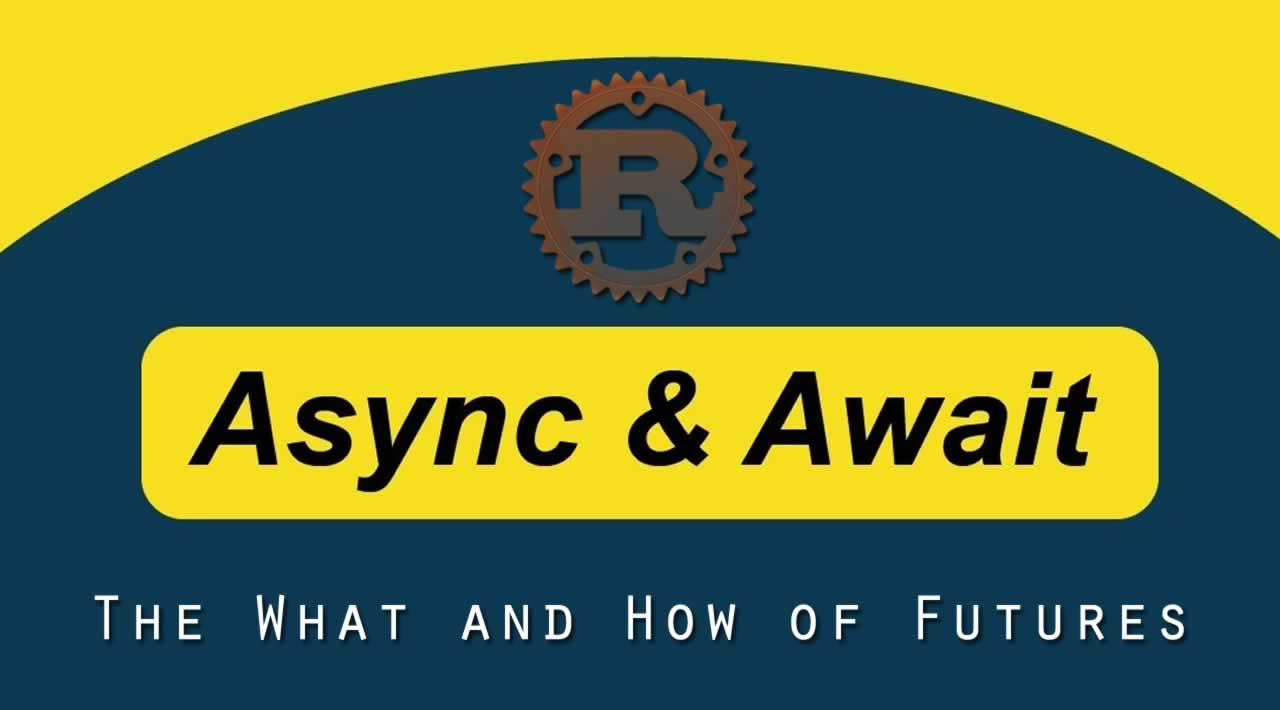 What and How of Futures and async/await in Rust