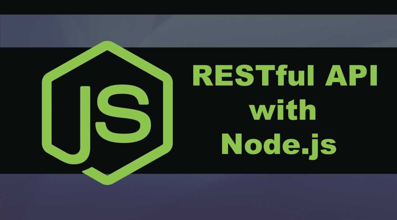 How to create a RESTful API with Node.js for Beginners