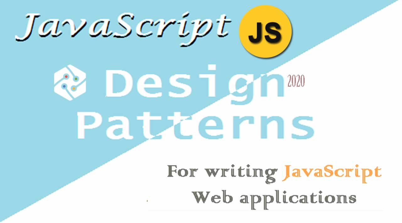 Best Design Patterns for writing JavaScript Web applications