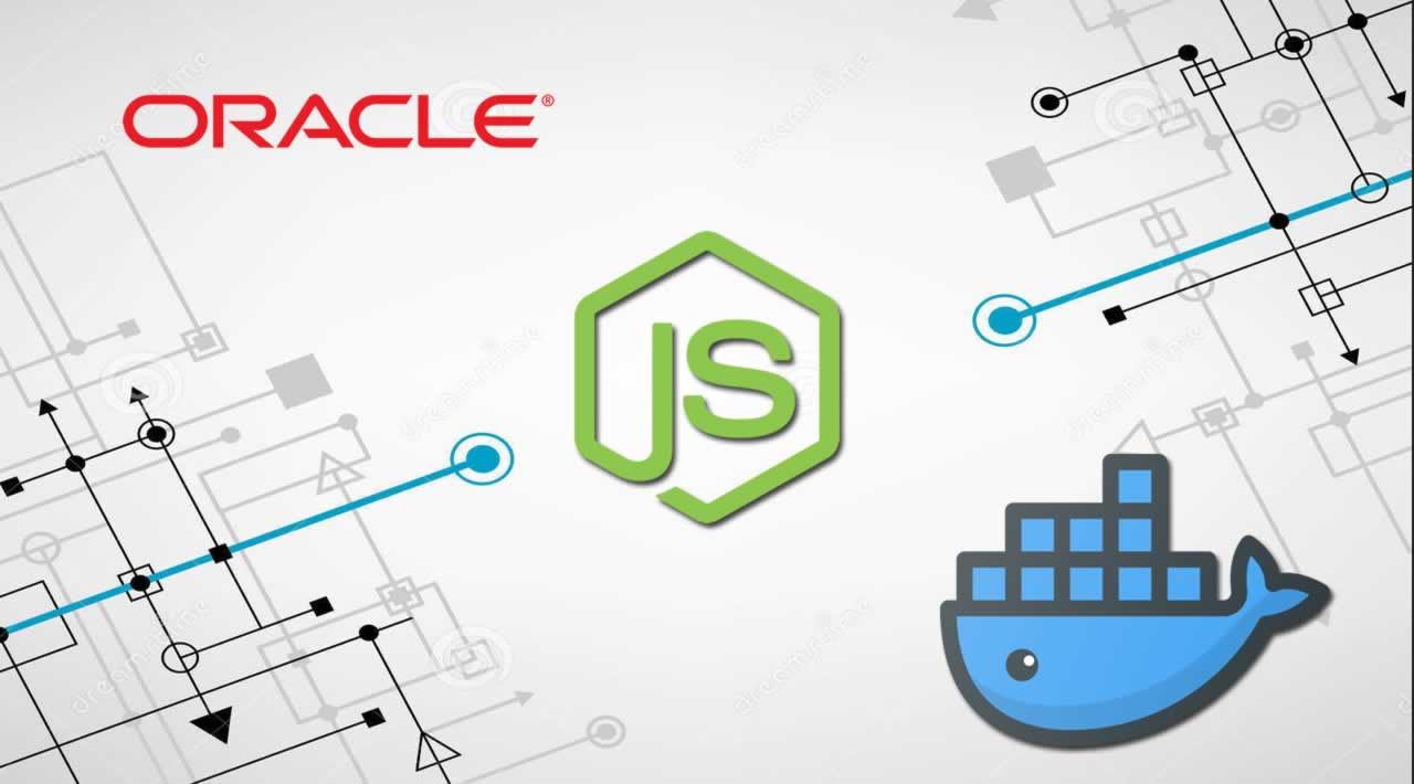 How to Connect NodeJS App in Docker to Oracle Database