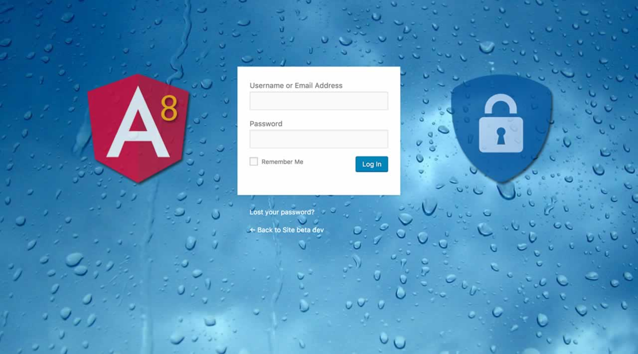 Create Simple Login Page using Angular 8 and HTTP Authentication