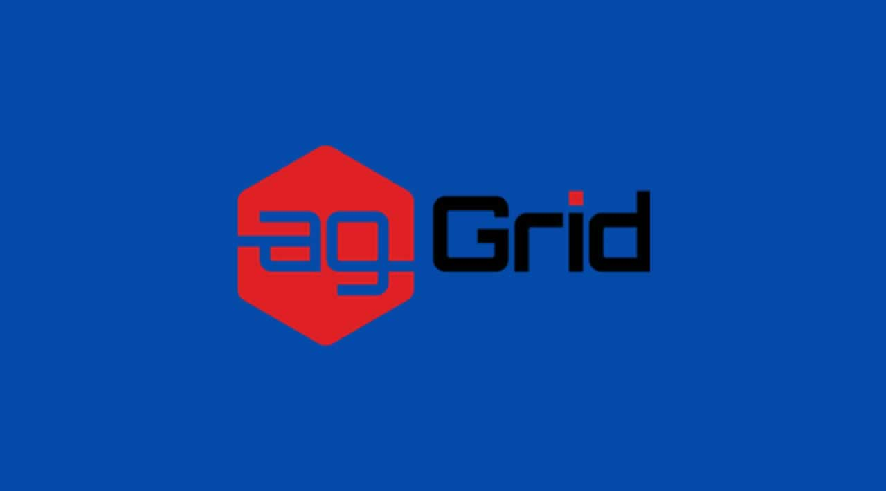 Get Started with Angular Grid