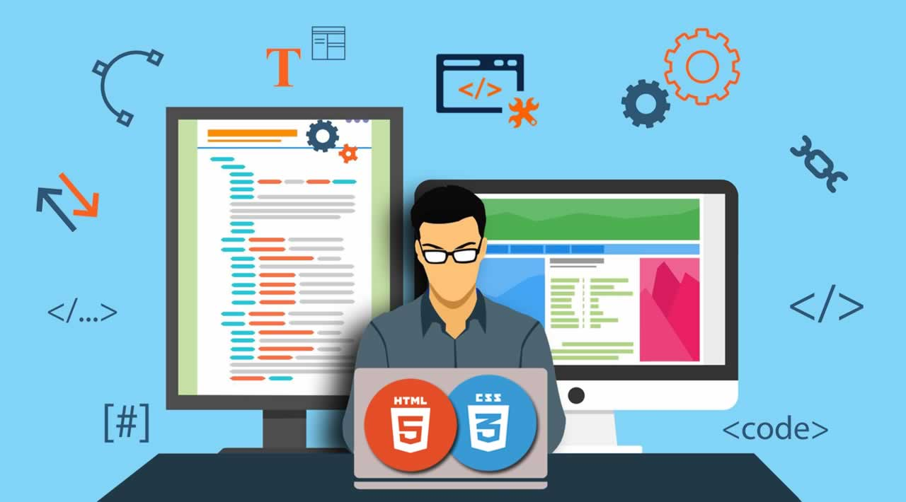 Introduction To HTML & CSS: Web Development For Beginners
