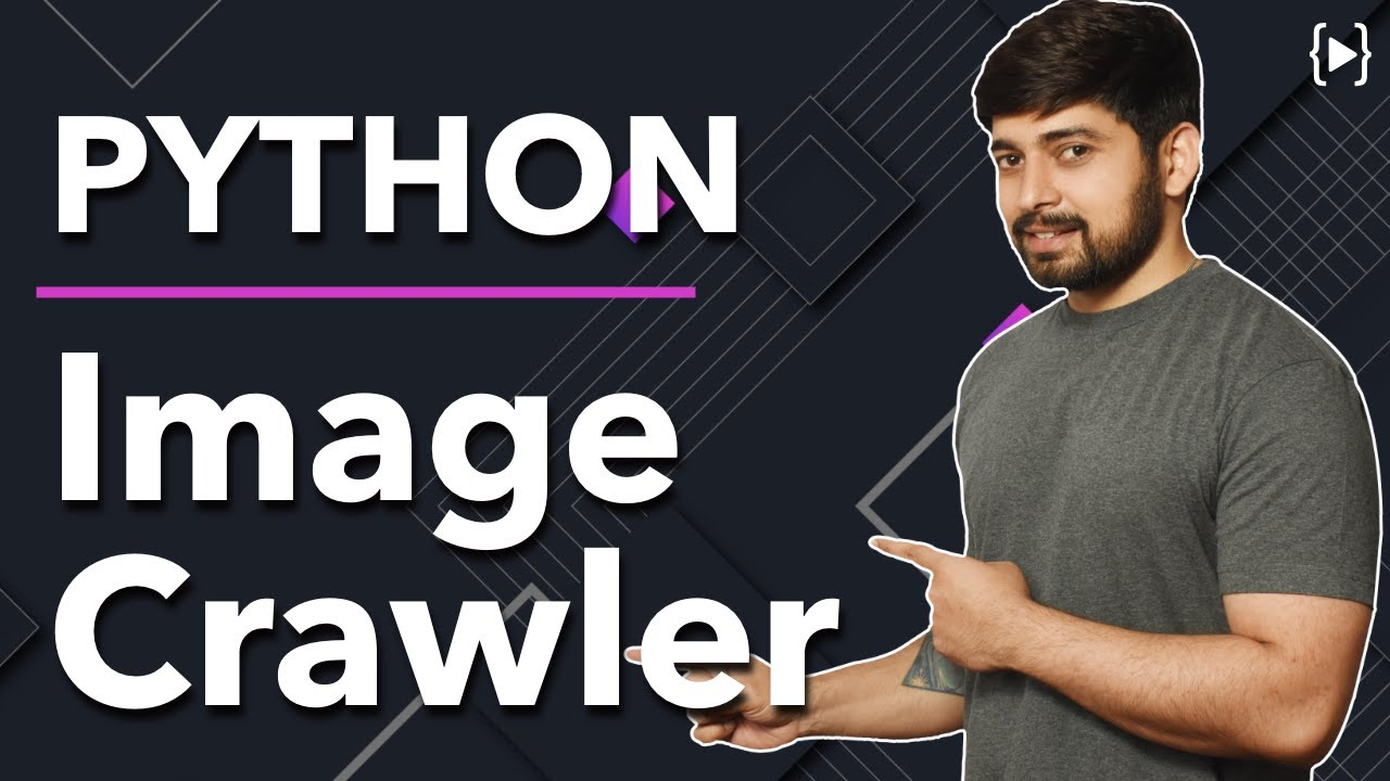 Image crawler in Python - Web Scraping