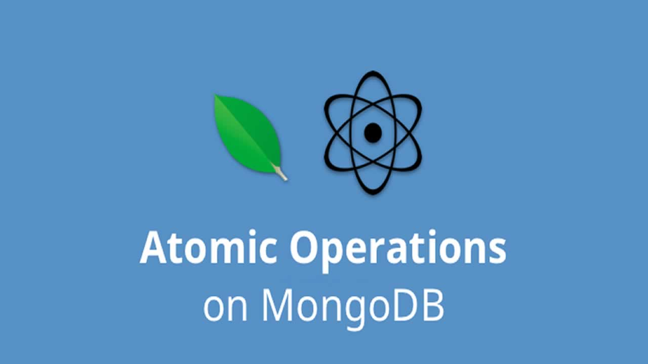 How to perform Atomic Operations on MongoDB?