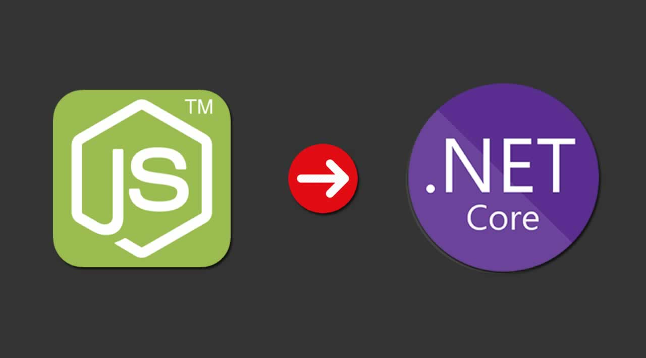 Moving from Node.js to .NET Core