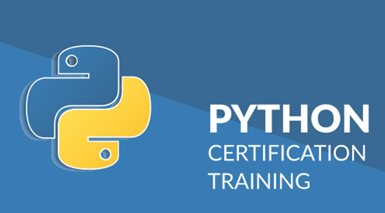 Python Certification Training for Data Science