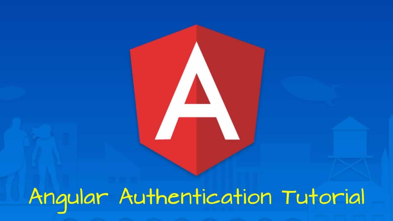 Angular Authentication Tutorial