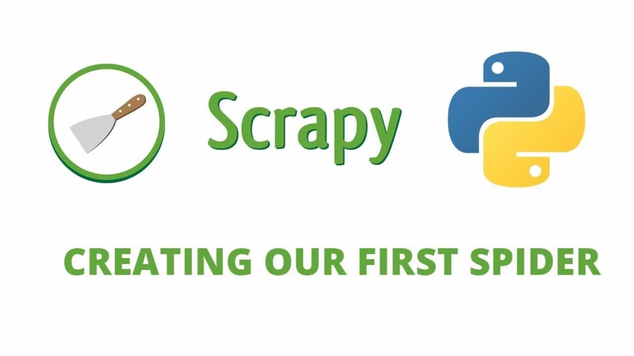 Create Your First Python Web Crawler Using Scrapy