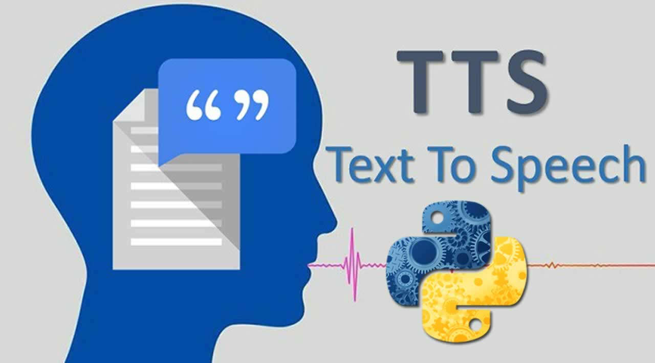 How to Text-To-Speech using Python and gTTS