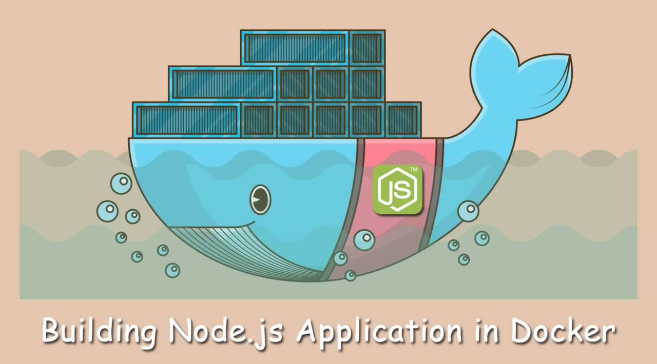 How To Build a Node.js Application in Docker