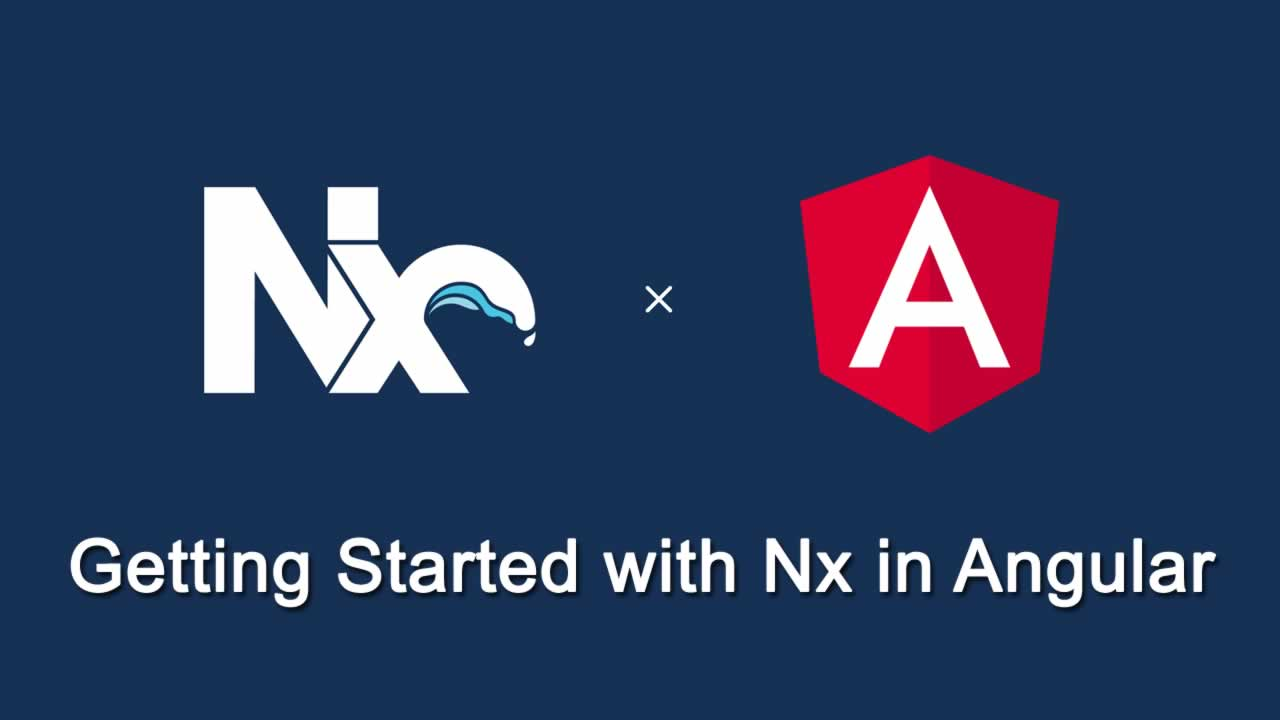 Getting Started with Nx in Angular