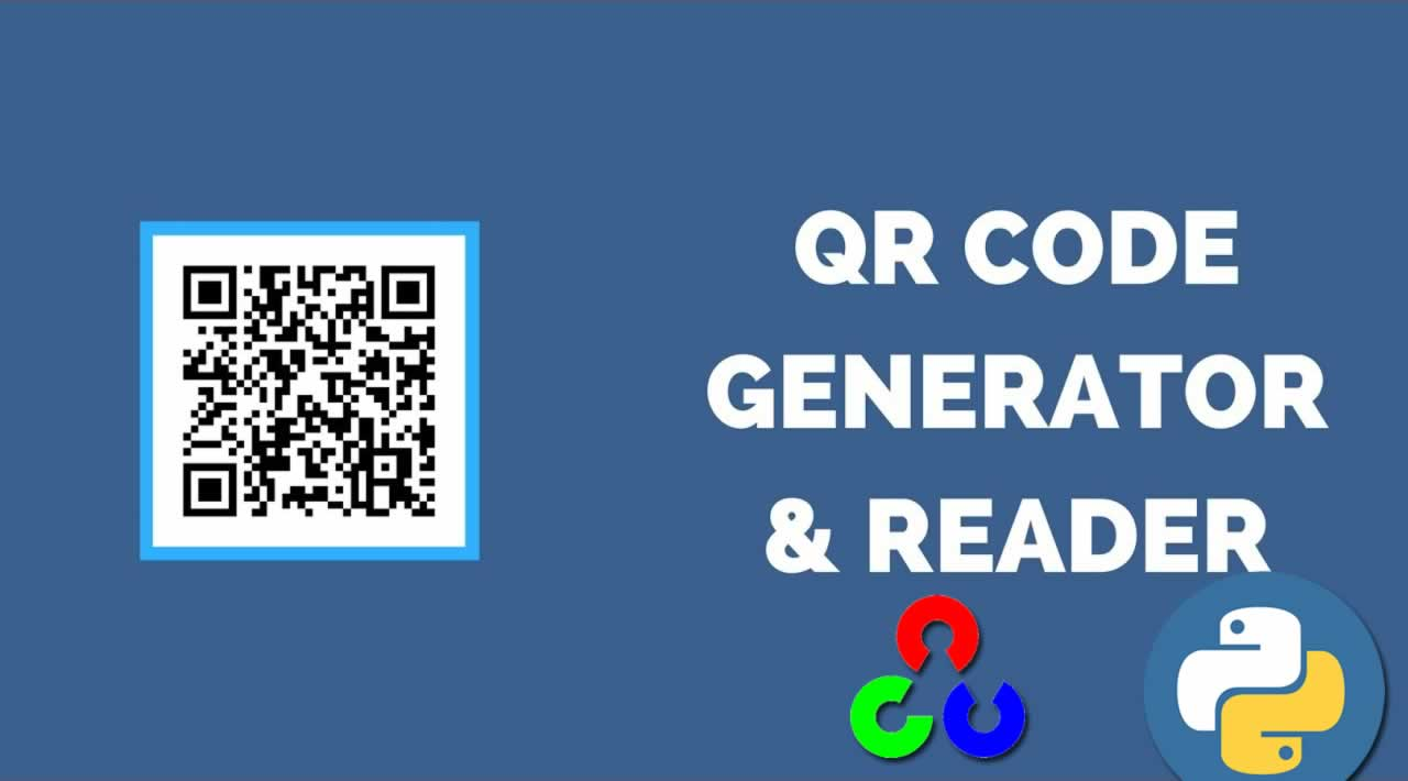 How to Generate and Read QR Code using Python and OpenCV?