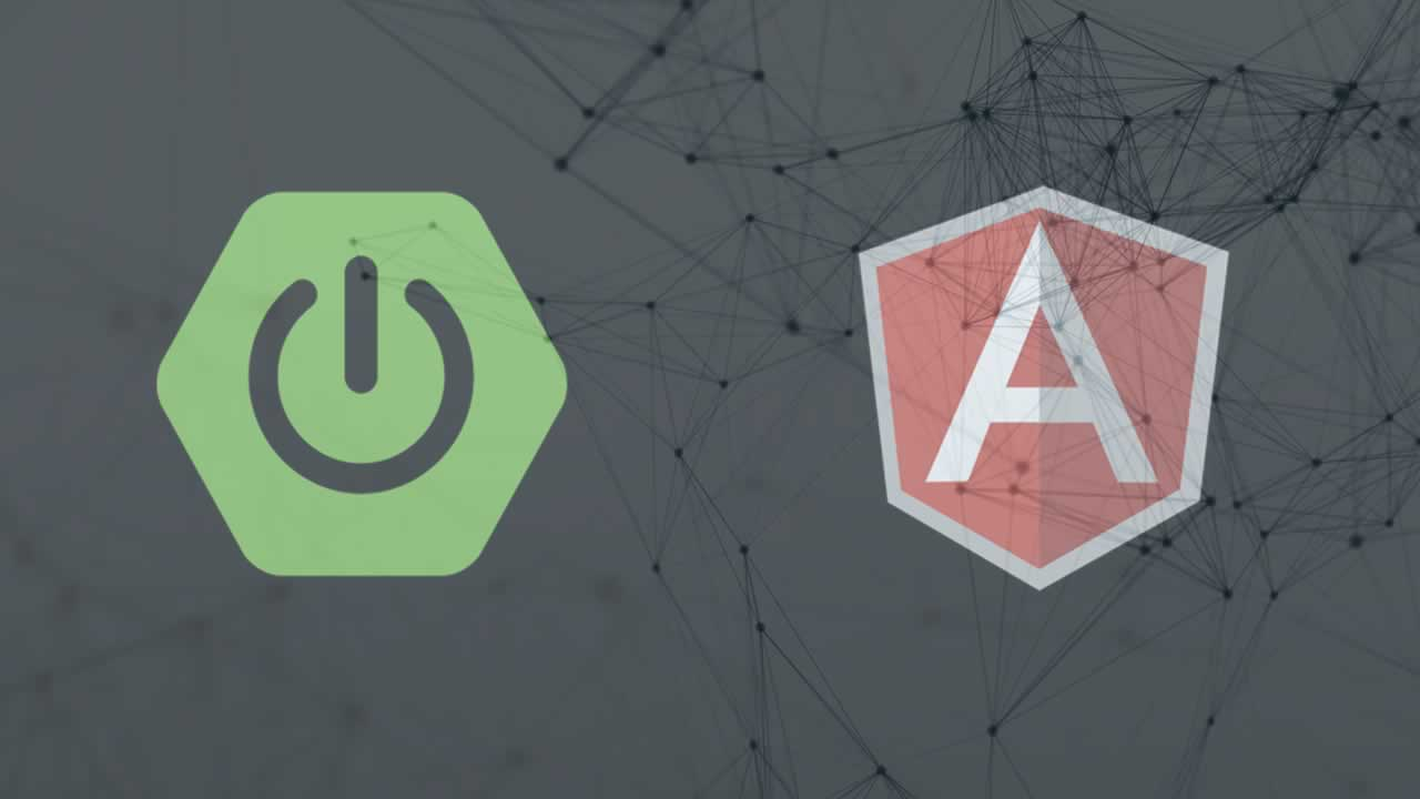 Angular 7 + Spring Boot Login Authentication Example