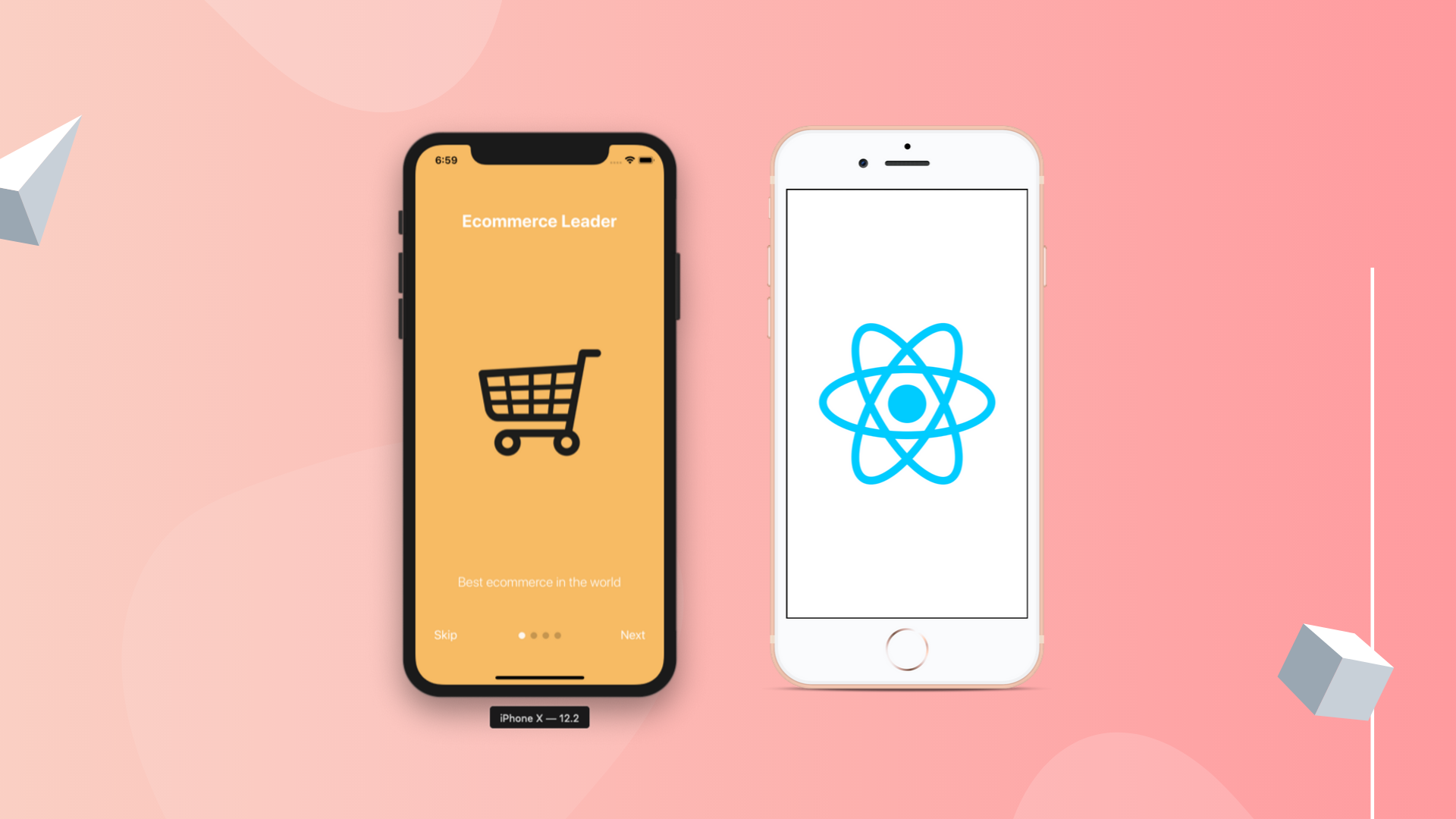 5 best React Native eCommerce template 2019
