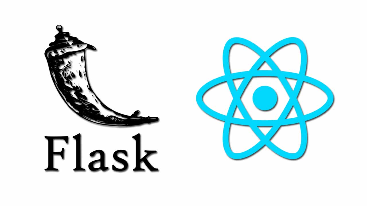 Machine learning web application using React andFlask