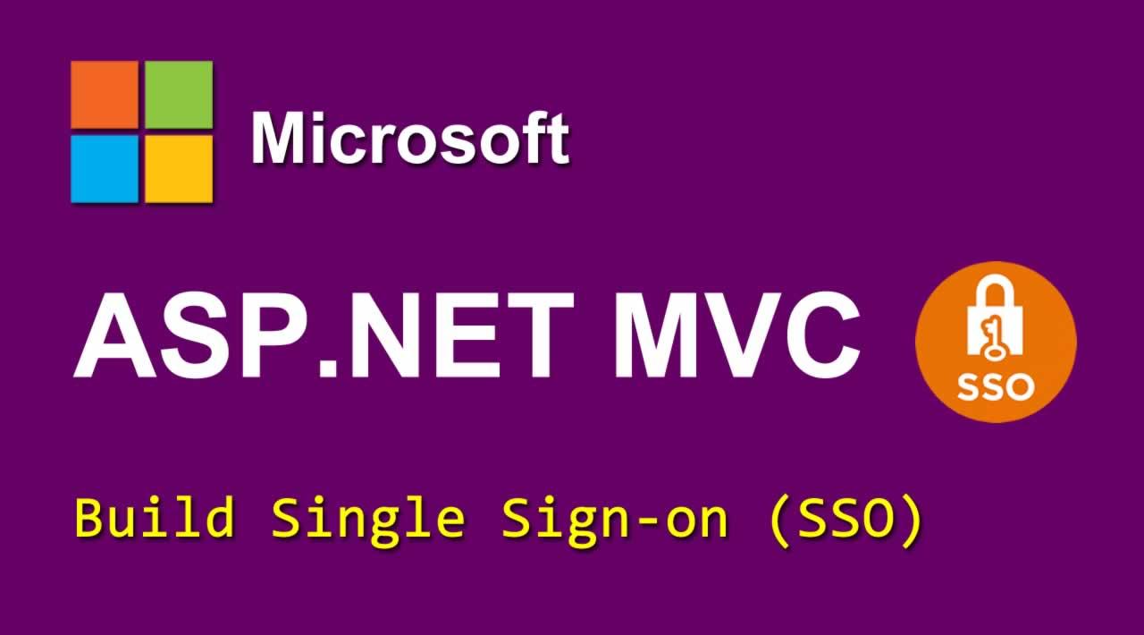 Build Single Sign-on (SSO) in ASP.NET MVC