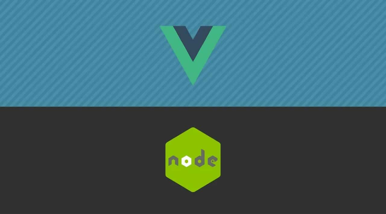 Vue CLI 3 Full-Stack App Structure
