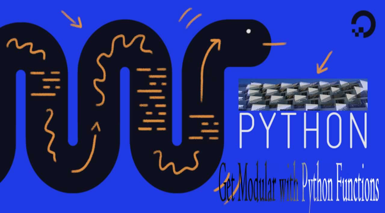 Get Modular with Python Functions