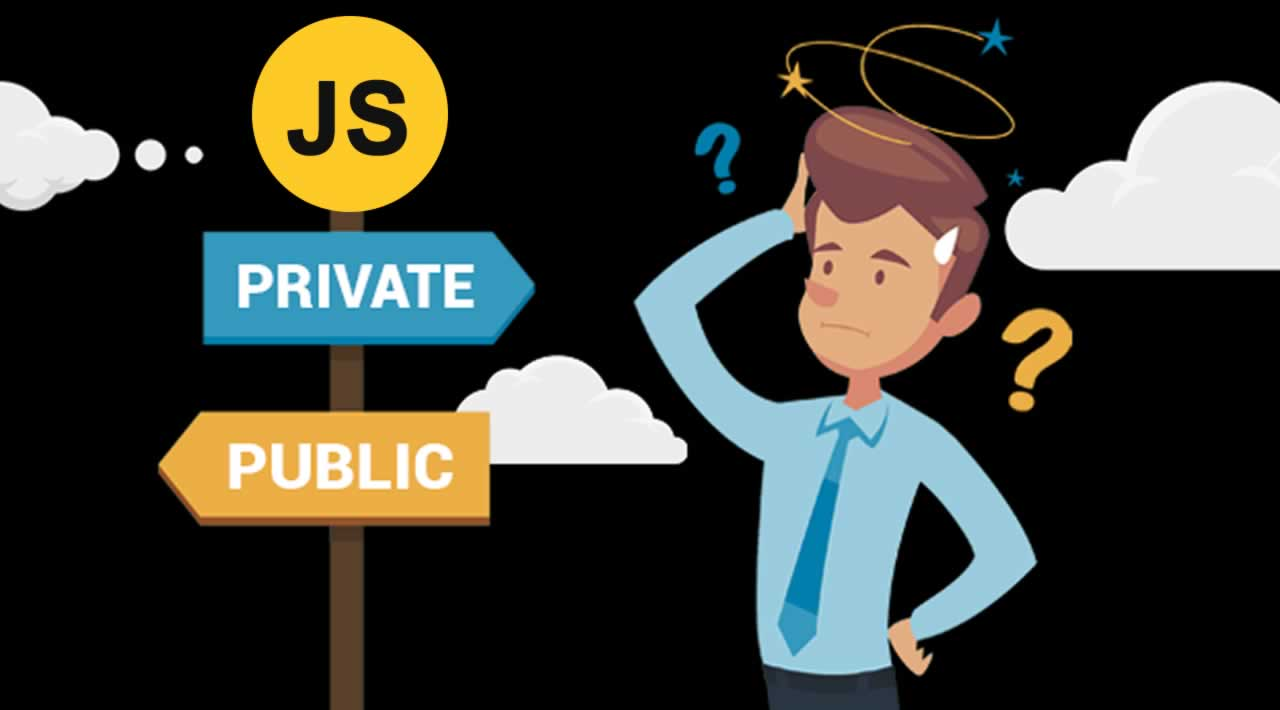 Understanding Public and Private Fields in JavaScript Class
