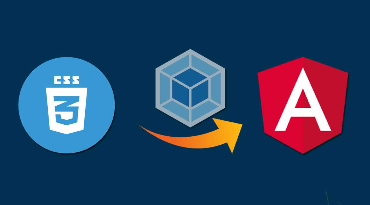 How to add a global LESS / CSS stylesheet to Angular application using Webpack