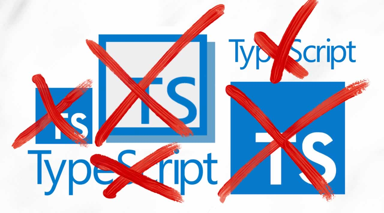 When Not To Use TypeScript
