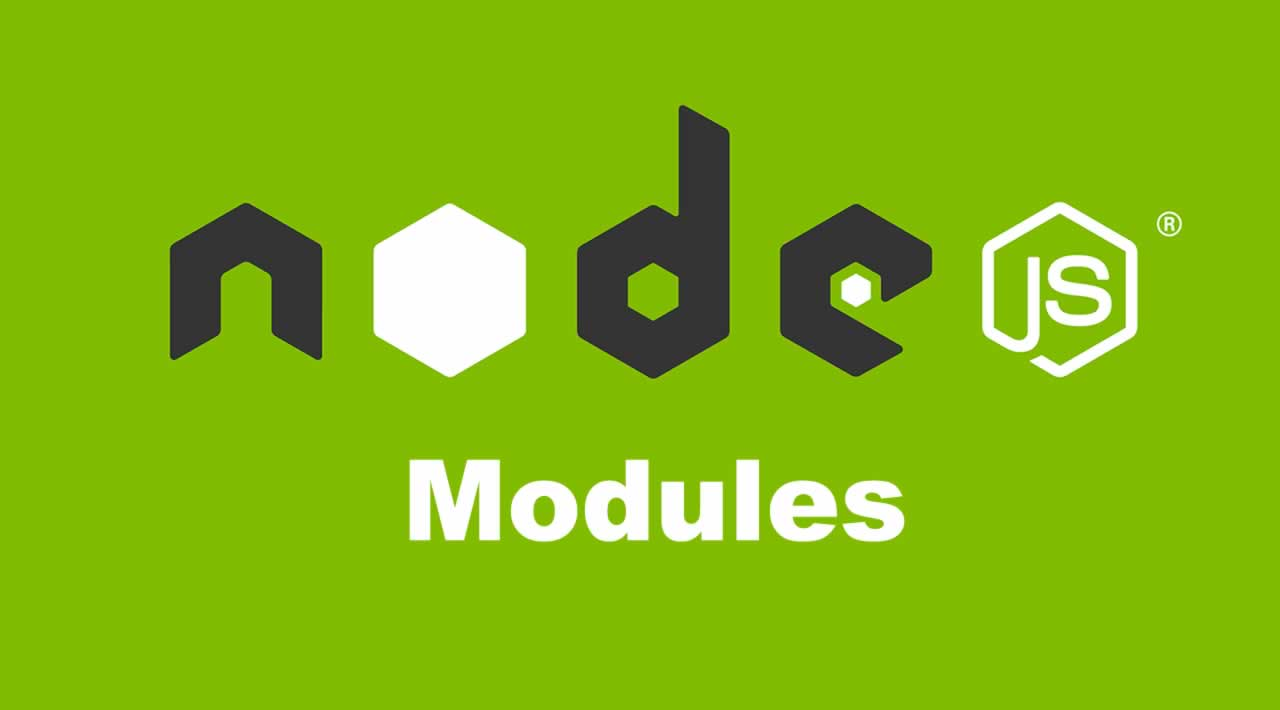 Getting started with Node js Modules