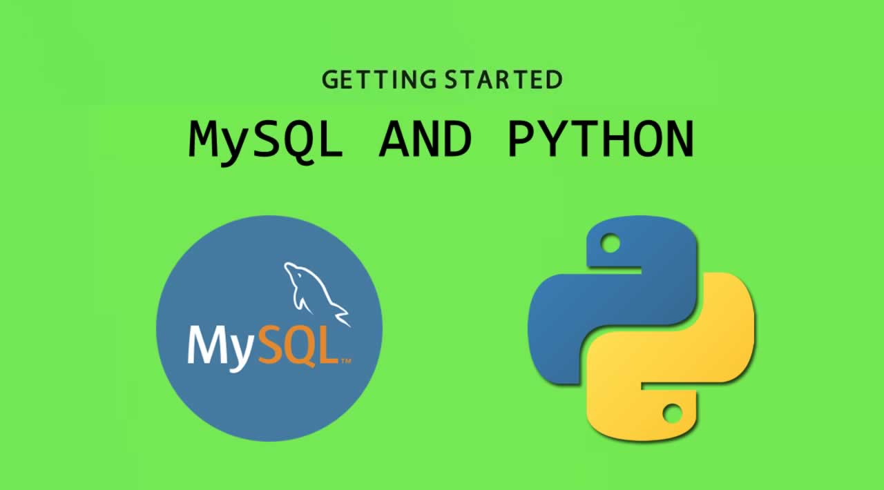 Getting Started with MySQL and Python
