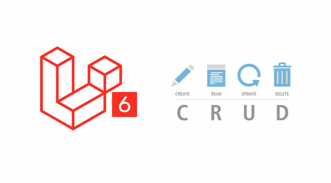 Laravel 6 CRUD Application Tutorial