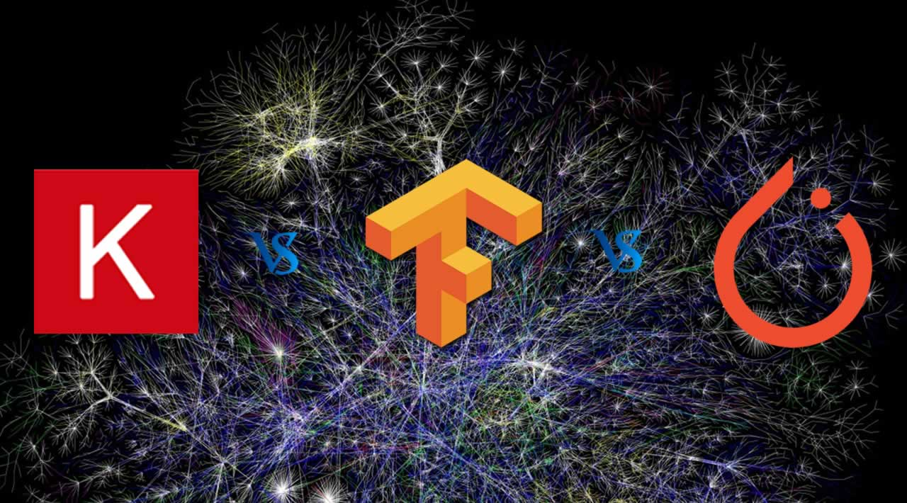 Keras vs TensorFlow vs PyTorch: What are the differences?
