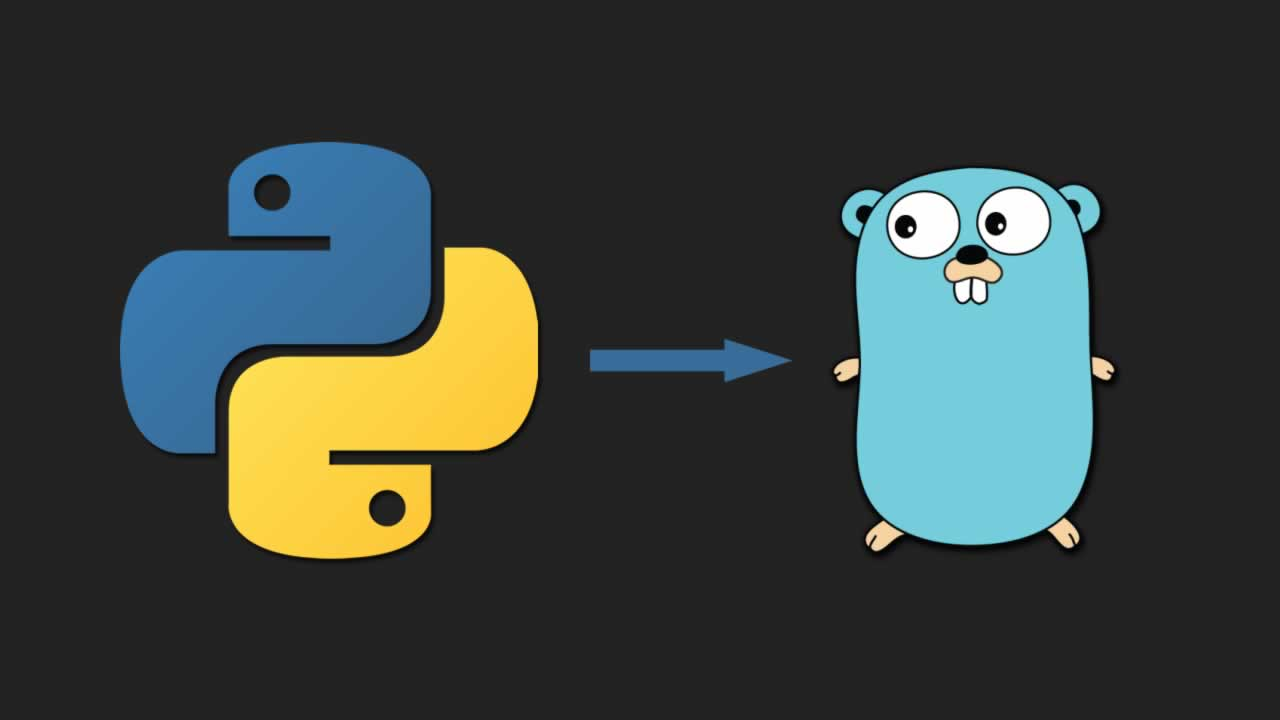 My journey from Python to Golang