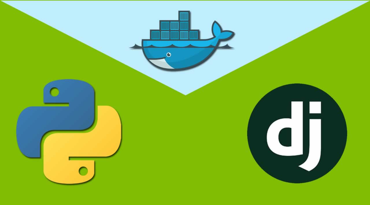 Deploying a python-django application using docker