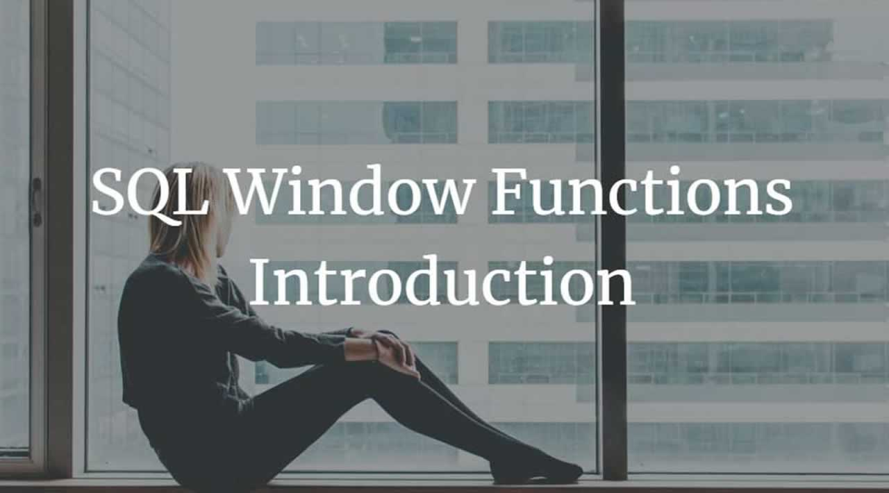 Introduction to SQL Window Functions