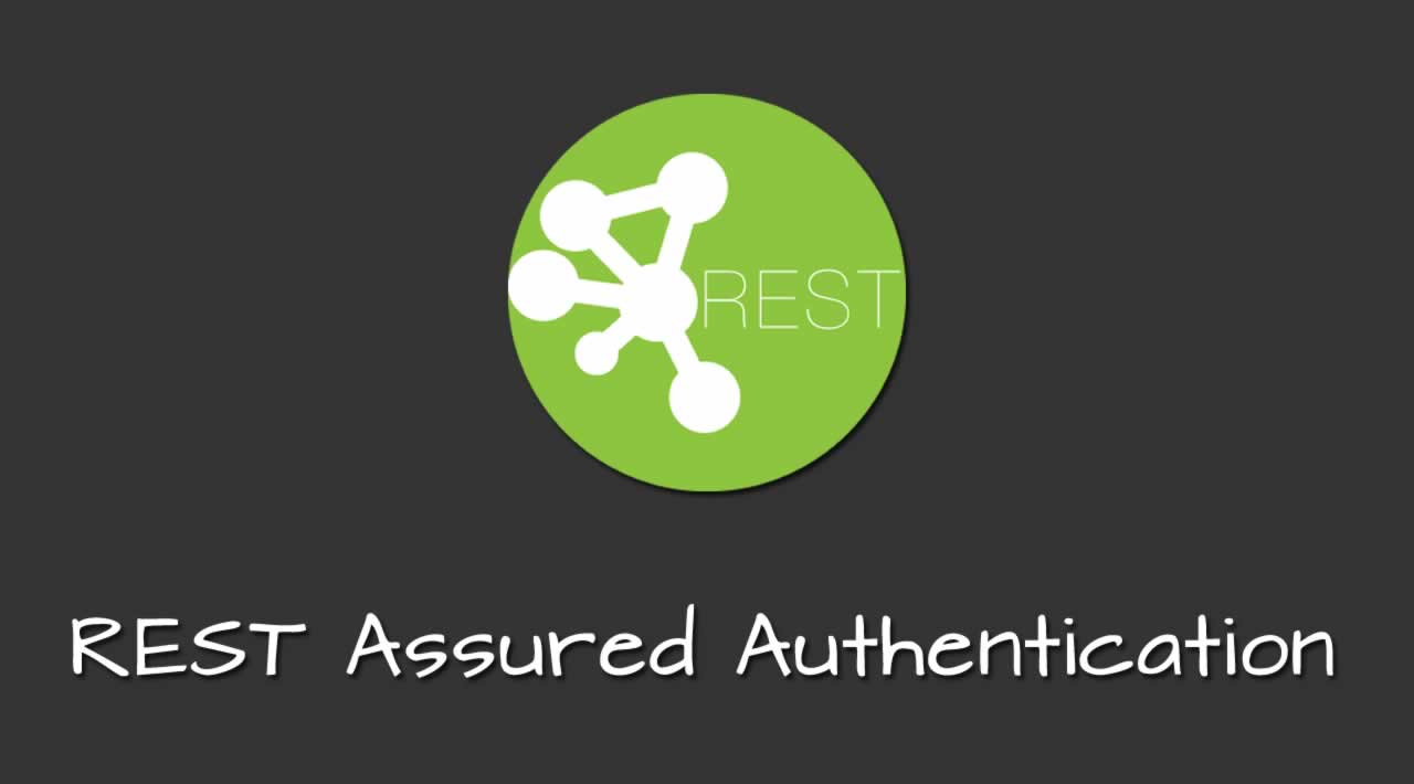REST Assured Authentication
