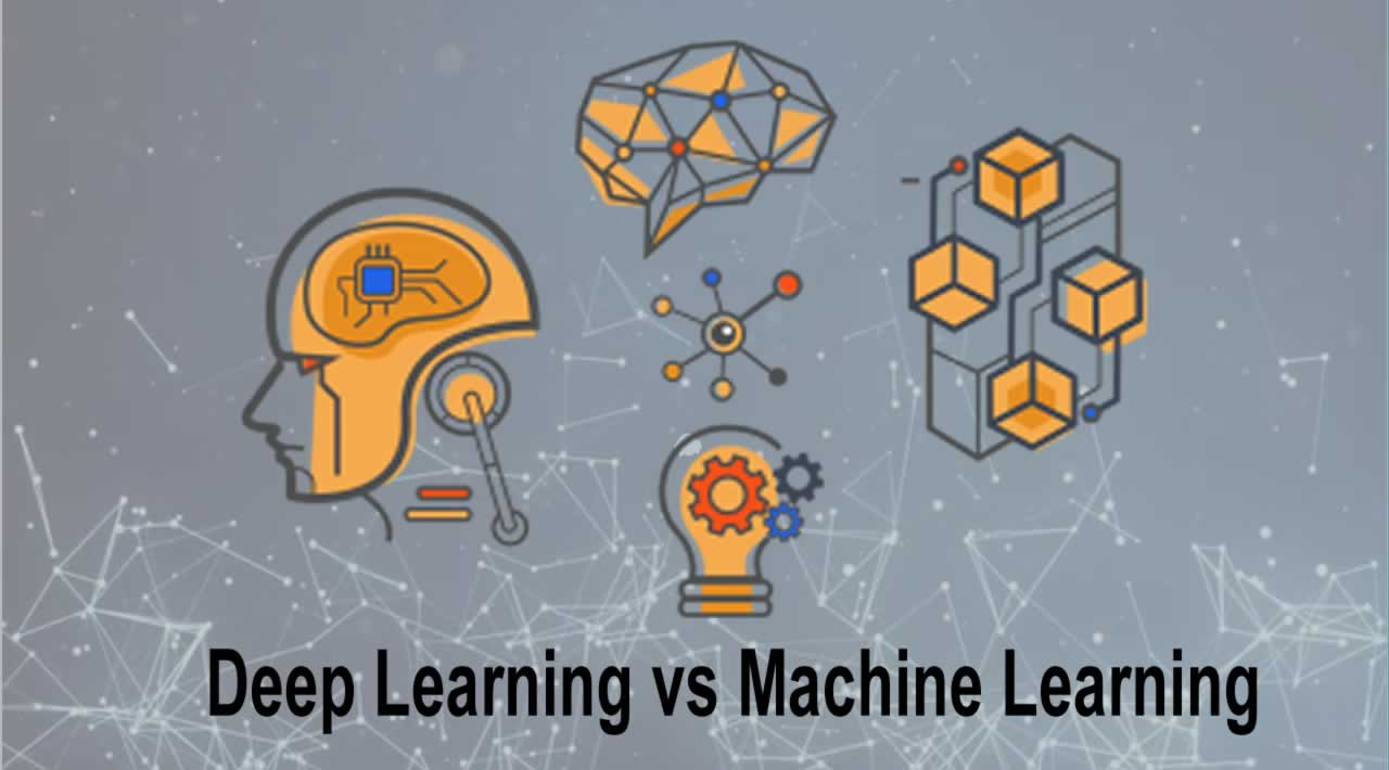 Deep Learning vs Machine Learning - Overview & Differences