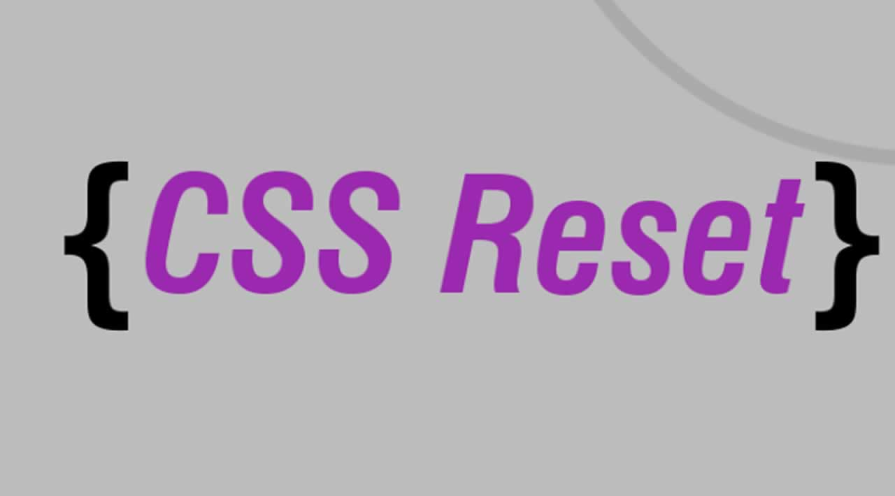 A Modern CSS Reset