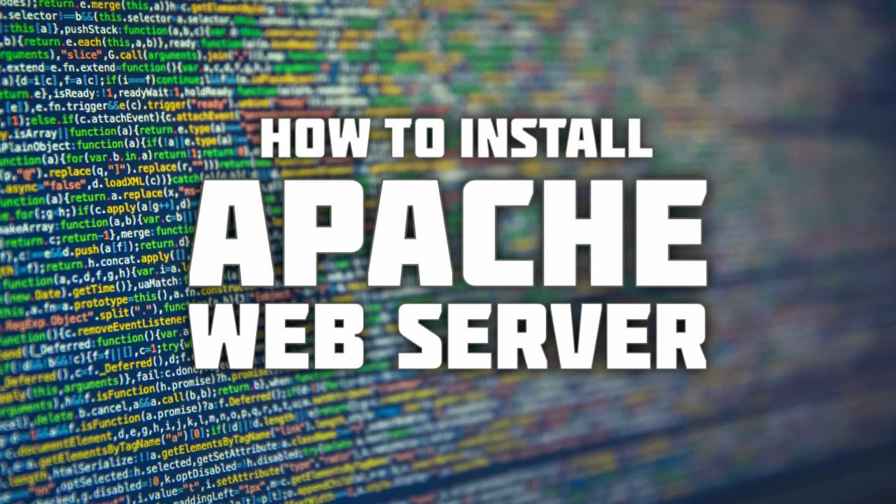 How To Install the Apache Web Server on CentOS 7