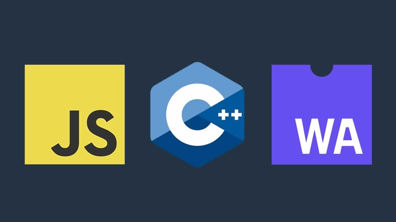 Speed, Speed, Speed JavaScript vs C++ vs WebAssembly