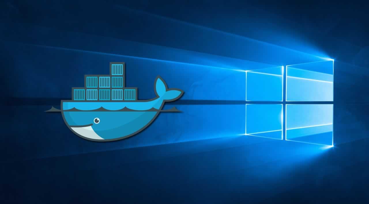 Avoid Docker in Docker in Windows 10