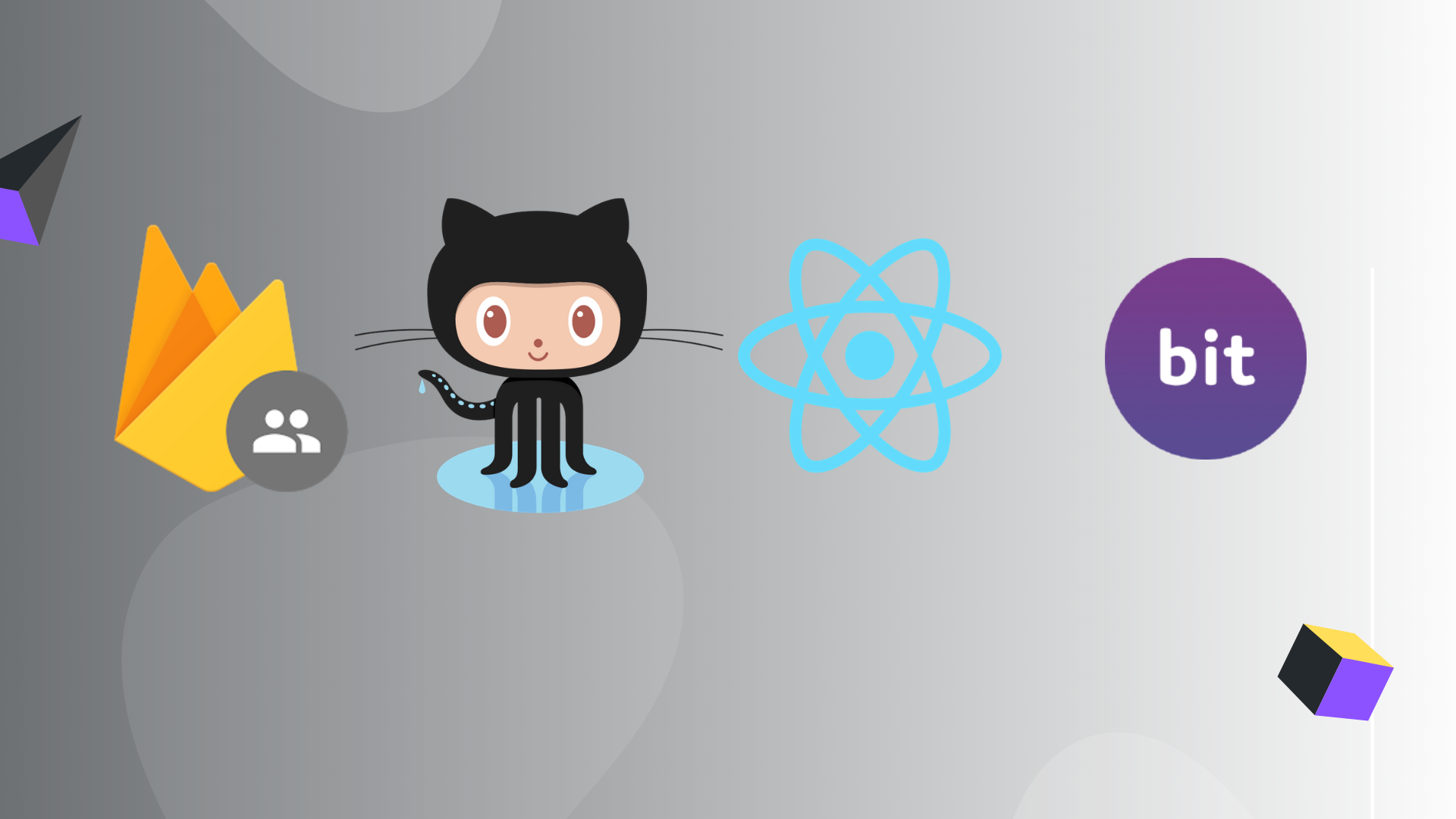Github Authentication with Firebase | React | Bit