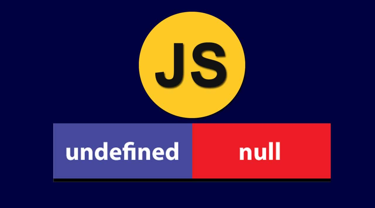 null vs. undefined in JavaScript