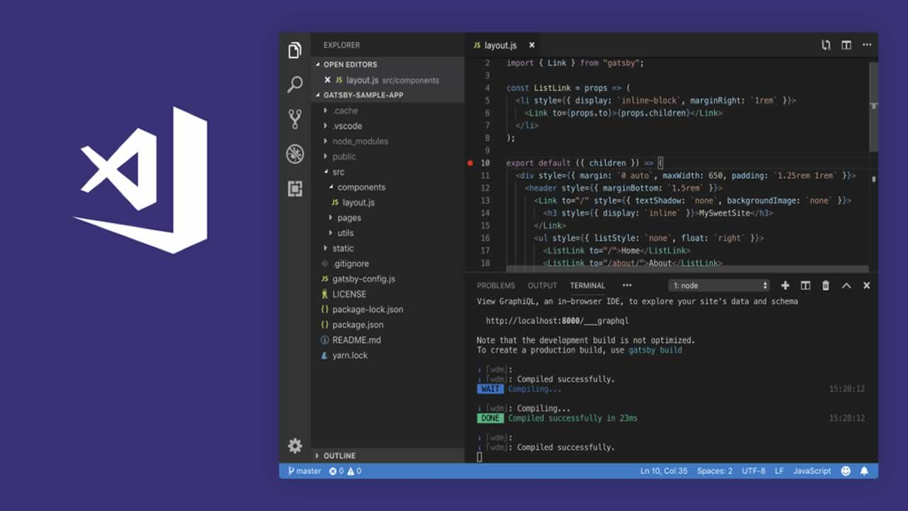 Visual Studio Code Settings and Extensions for Faster JavaScript Development