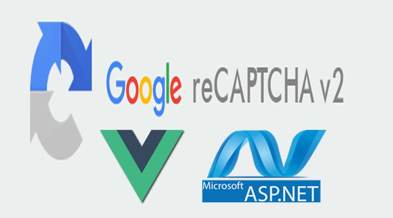 How to implement and use Google reCaptcha with Vue.js and .Net