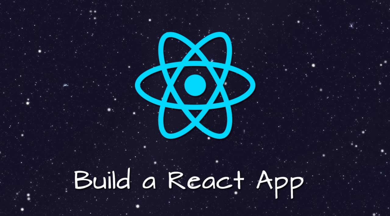 How to build a React App from scratch