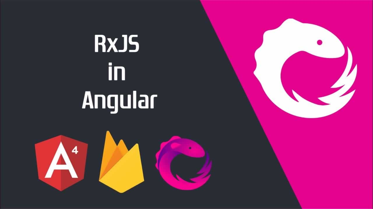 Learn how to use RxJS in Angular