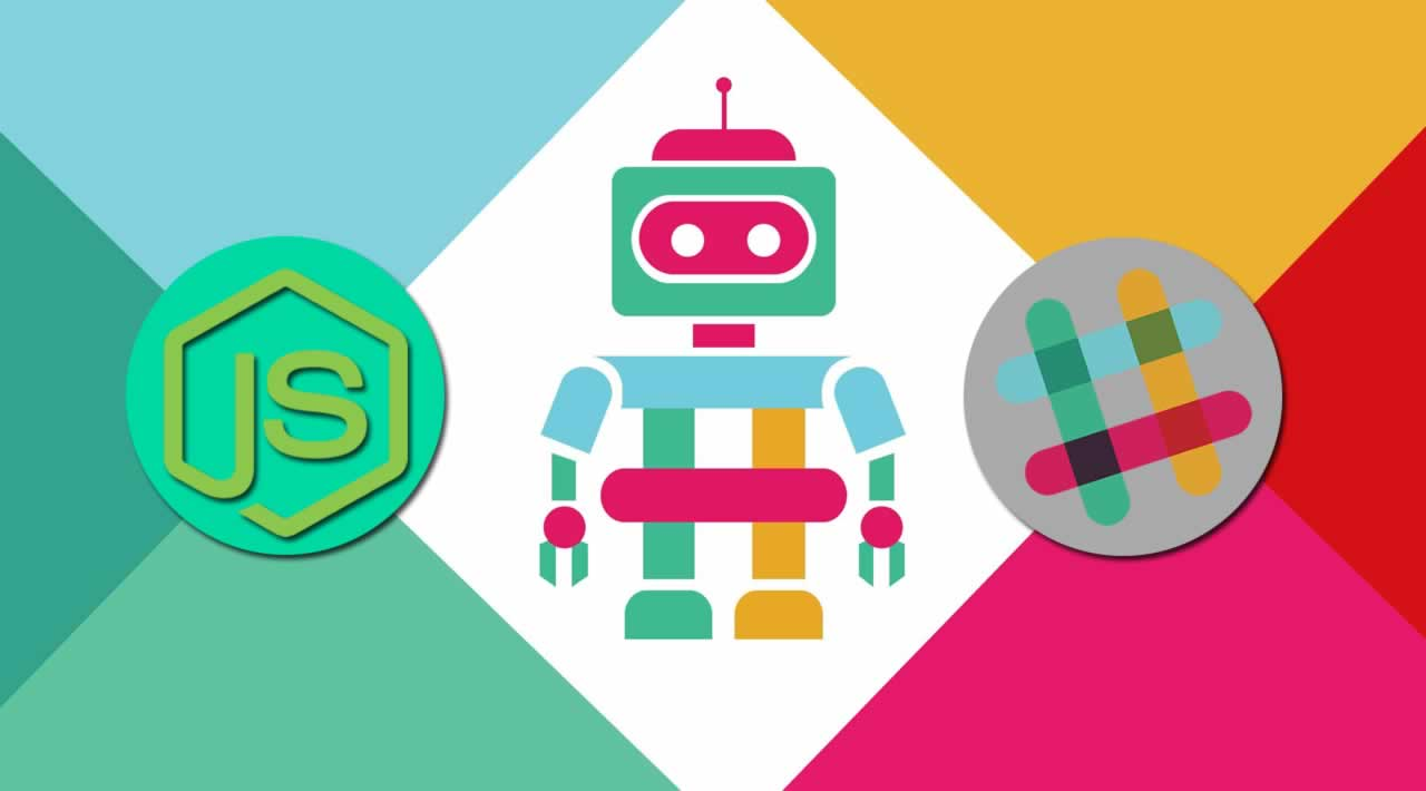 Learn how to build a SlackBot with Node.js and SlackBots.js